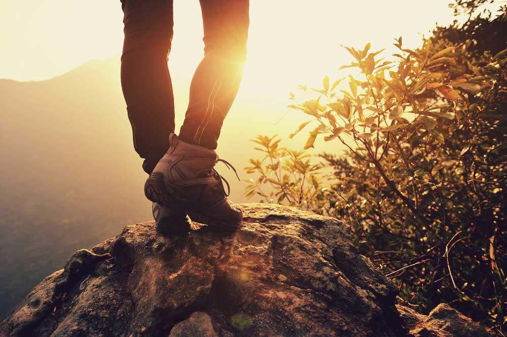 Overcoming fear: The leap of faith