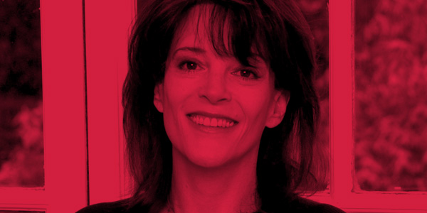 Marianne Williamson & Surrendering Your Weight the Spiritual Way.