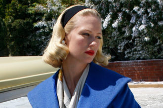 Housewife Mother Weight Gain Triggers & Fat-Betty (Mad Men)
