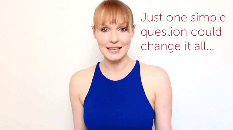 One question that could change your weight loss