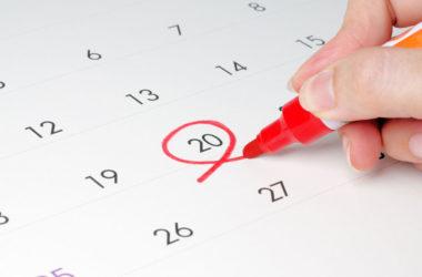 Setting Goal Deadlines