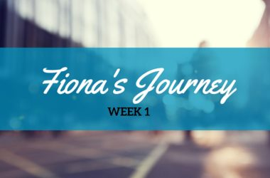 Fiona's Journey – Week 1
