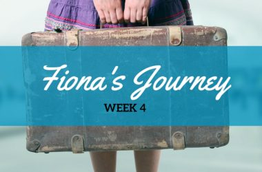 Fiona's Journey – Stepping through the door & Discovering Identity