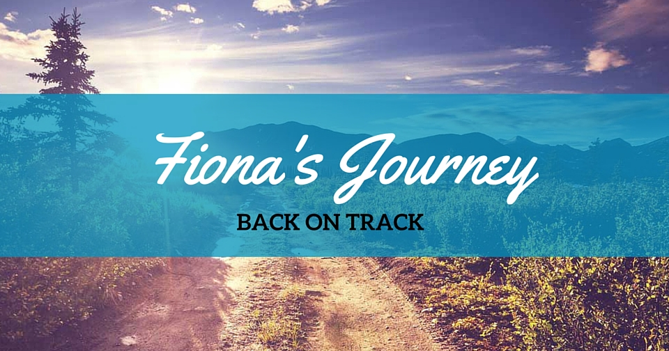 Fiona's Journey – Back on track