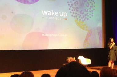 Wake Up Project with Danielle LaPorte in Sydney.