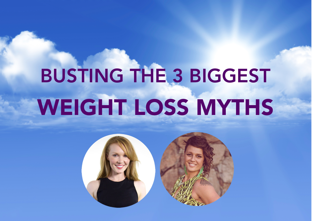 Weight Loss Myth-Busting with Kylie & Bianca