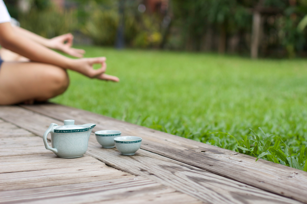 3 ways stress is making you fatter, and how to get back your zen