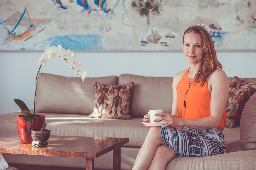Woman on Fire Guest Interview: Kylie Ryan on Being a Weightless Woman